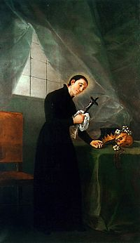 200px-San_Luis_Gonzaga_(Goya)